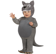 Wolf kostuum baby