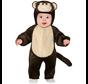 Carnaval Baby aap kostuum