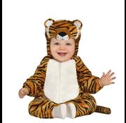Tijger kostuum baby