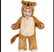 Leeuwin kostuum baby