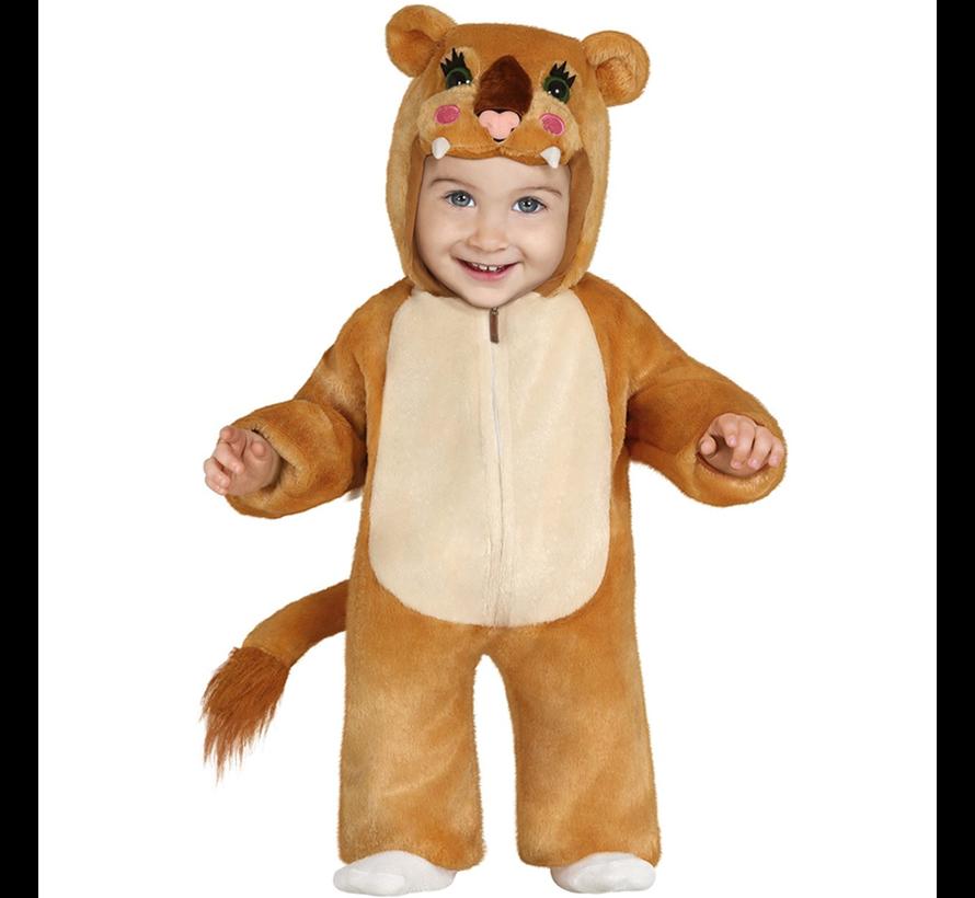 Leeuwin kostuum baby pakje