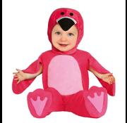 Flamingo pakje baby