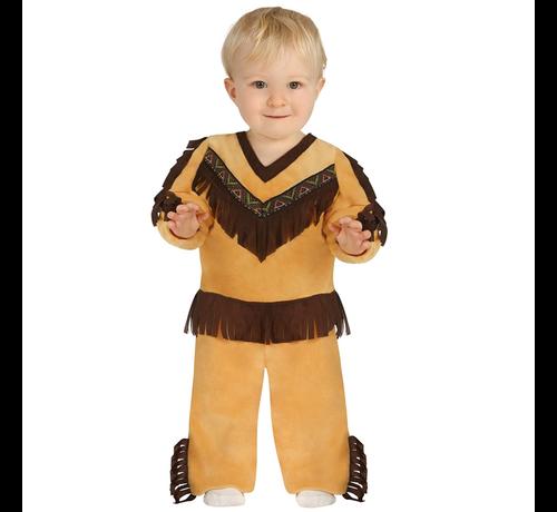 Indianen kostuum baby kopen