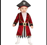 Piraten pakje baby