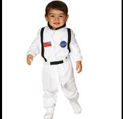 Astronaut baby kostuum