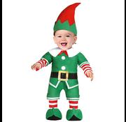 elfen kerst kostuum
