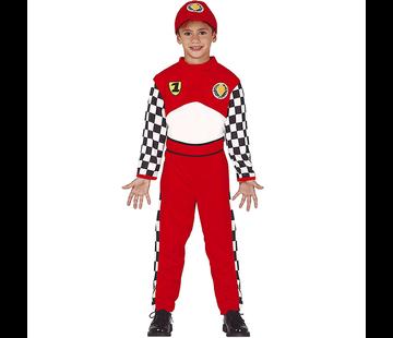 Race kostuum kind