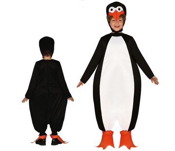 Pinguin onesie kind