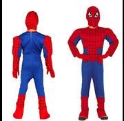 Spiderman kostuum kind