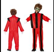 Thriller kostuum kind