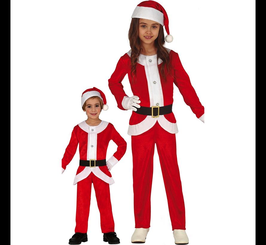 Kerstman pak kind kopen