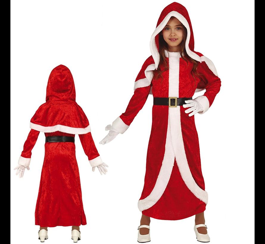Kerst mantel kind kopen