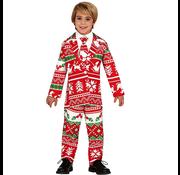 Kerstpak jongen