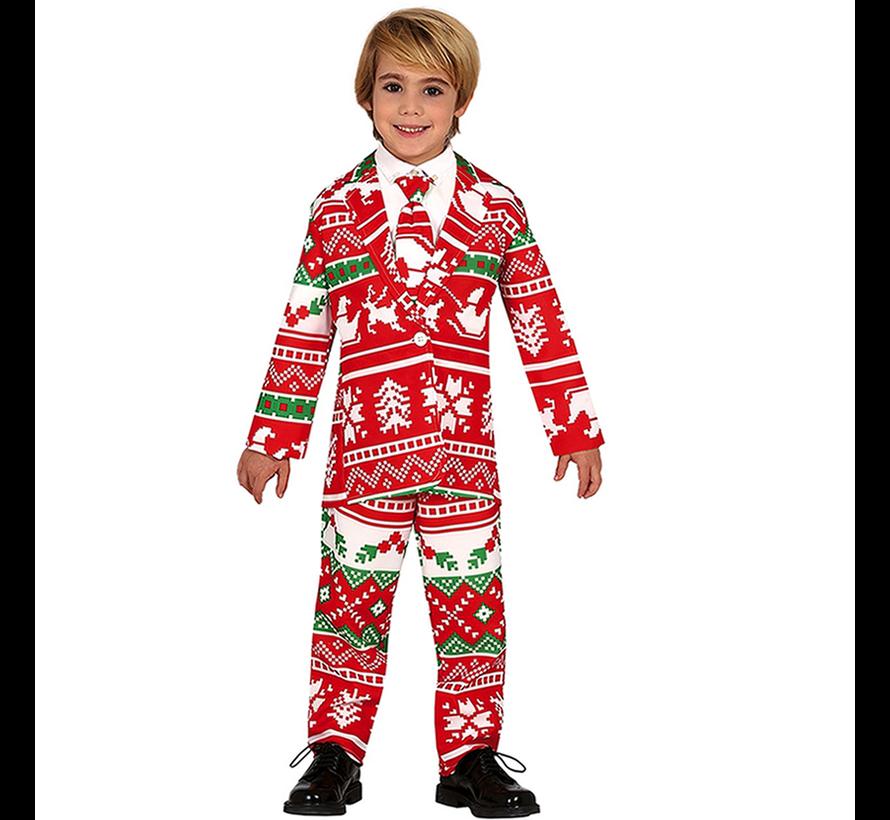 Kerstpak jongen online kopen