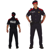 Politie outfit heren
