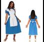 Alice in Wonderland jurk dames