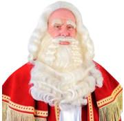 Sinterklaas baardstel buffelhaar