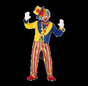 Heren clowns kostuum