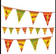 Vlaggenlijn Mexicaanse Fiesta