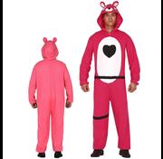 Roze beer fortnite volwassenen