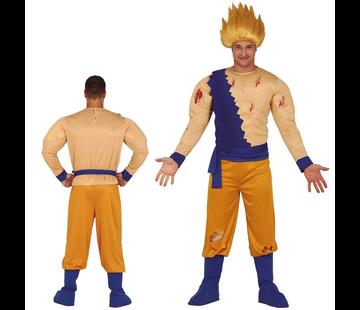 Dragon Ball Z kostuum