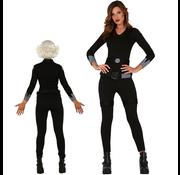 Black widow kostuum