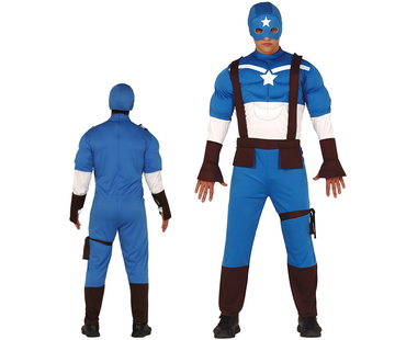 Captain Amerika kostuum