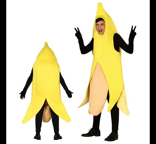 Gepeld bananen kostuum kopen