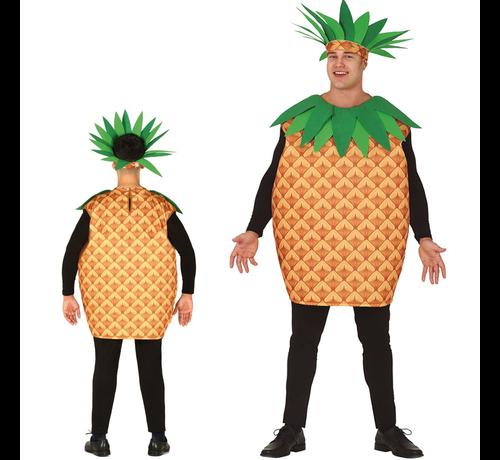 Ananas kostuum volwassenen kopen