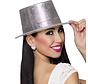 Hoog Zilver glitter hoedje