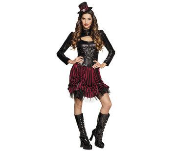 Steampunk kleding dames