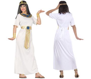 Cleopatra kostuum grote maten