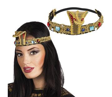 Hoofdband Cleopatra