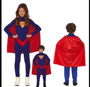 Superhelden kostuum kind