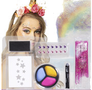 Eenhoorn make-up set