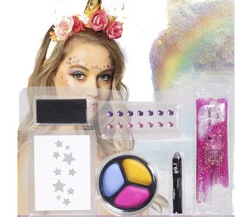 Eenhoorn make-up set