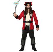 Piratenpak heren
