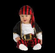 Baby piraat carnaval