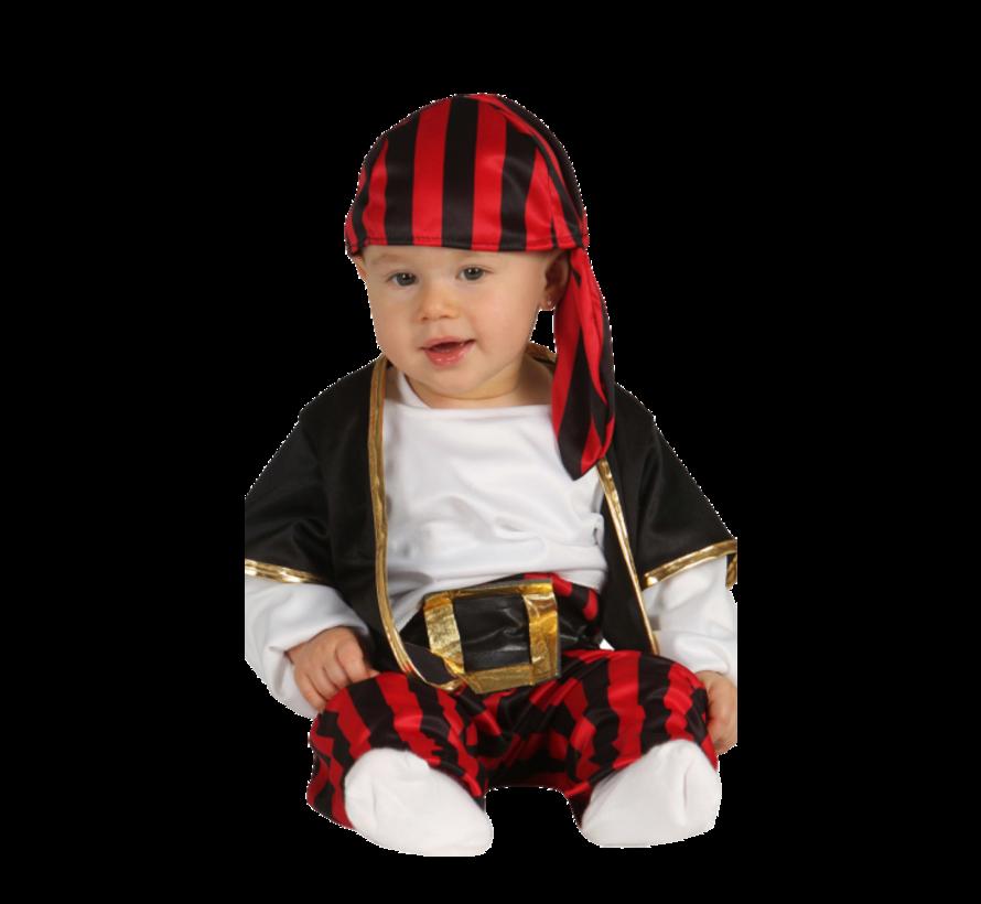 Baby piraat carnaval kopen