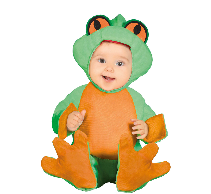 Baby kikker kostuum kopen