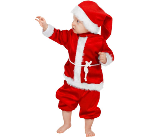 Baby kerst pakje jongen