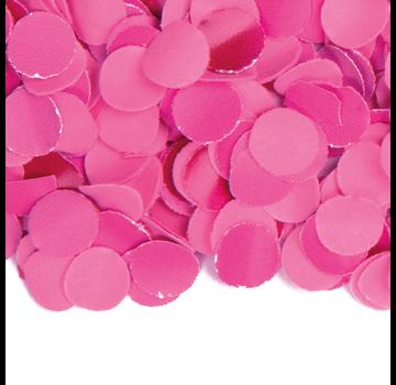 Papieren Roze confetti