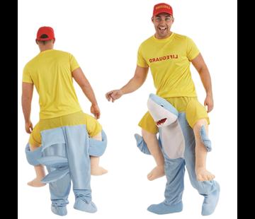 Carry me haai kostuum
