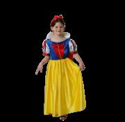 Sneeuwwitje jurk kind