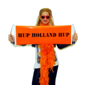 Roll up Banner Oranje