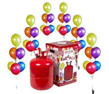 Doe het zelf ballonnen mix