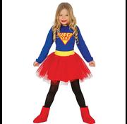Superhero kostuum kind