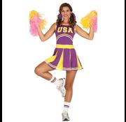 USA cheerleader pakje