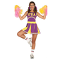 USA cheerleader pakje dames