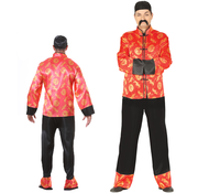 Chinees kostuum heren